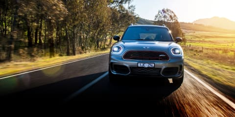 2017 Mini JCW Countryman review