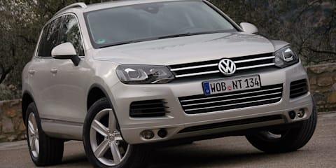 2011 Volkswagen Touareg R to get hybrid technology