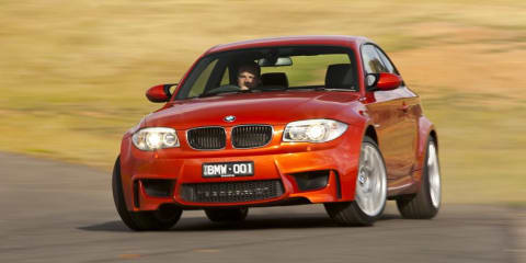 BMW 1M Coupe production ends