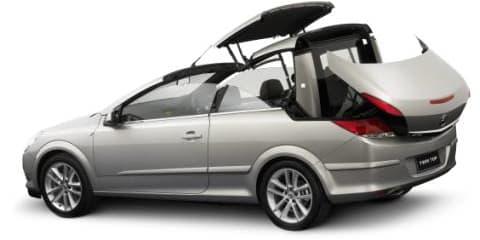 Holden AH Astra TwinTop