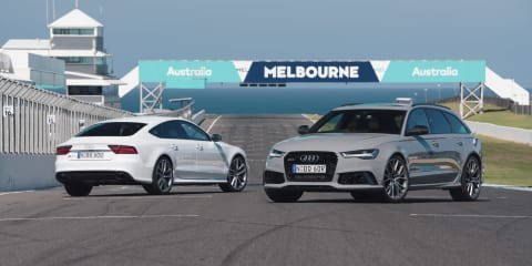 2016 Audi RS6 and RS7 Performance: Track Review