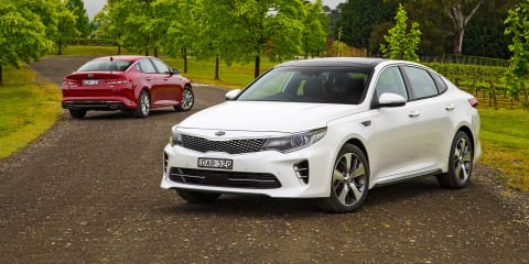 2016 Kia Optima pricing and specifications