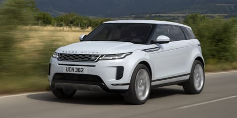 2019 Range Rover Evoque review: Prototype drive