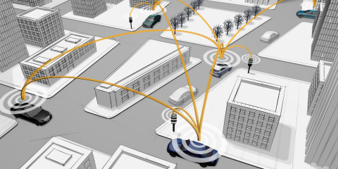 Daimler trialling C2X: social networking for cars