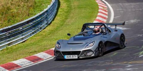 "Lotus 3-Eleven clocks 7:06 Nurburgring lap: ""seven minutes flat"" within reach"