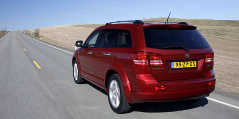 2008 Dodge Journey gets dual clutch