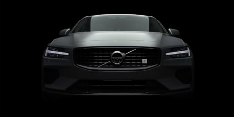 2019 Volvo S60 teased ahead of June 20 reveal