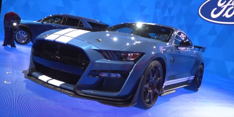 2020 Shelby GT500: Dive deep into Ford's new hero - video
