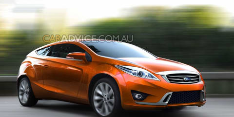 2011 Ford Focus rendered speculation