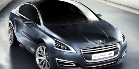2013 Peugeot 601 four-door coupe rumours emerge