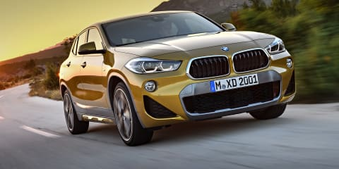 BMW X2 three-cylinder, diesel variants landing mid-year