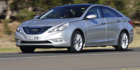 Hyundai i45 Review