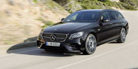Mercedes-Benz E-Class Estate to gain off-roading Audi Allroad rival - report