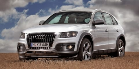 Audi Q5: styling and value sharpened to hold off Evoque and X3