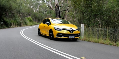 Renault Clio RS : Hardcore limited editions ruled out
