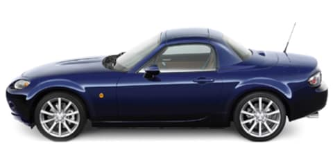 Mazda MX-5 Roadster Coupe 2007