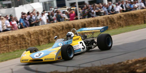Fastest hillclimbs at the Goodwood Festival of Speed – Video
