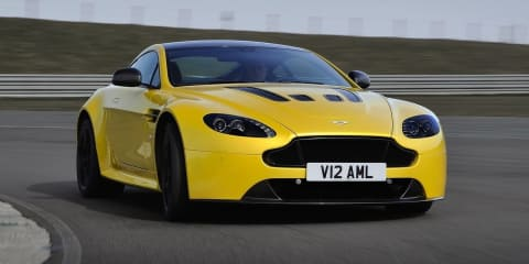 Aston Martin named coolest car brand