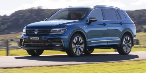 2017-2019 Volkswagen Tiguan R-Line recalled, bodywork may detach