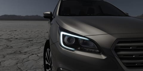 2015 Subaru Outback teased