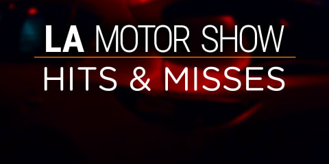 2016 Los Angeles motor show:: Hits and misses