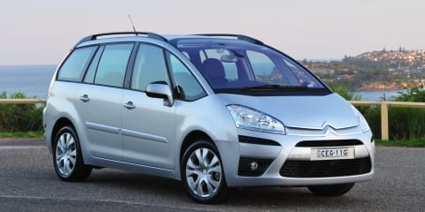 Citroen C4 Picasso Vision adds value to French people-mover