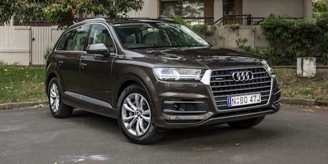 2016 Audi Q7 Review