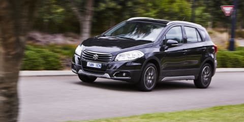 Suzuki S-Cross sales halted