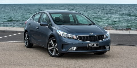 2018 Kia Cerato Sport+ sedan review