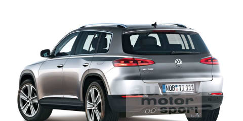 Volkswagen Tiguan: 2015 preview