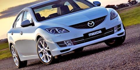 Mazda sales firm in soft market