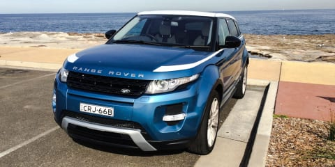 2014 Range Rover Evoque Review