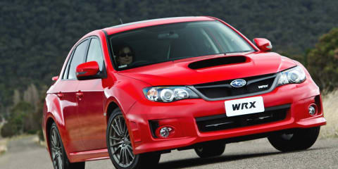 New Subaru WRX, STI could arrive second half 2013
