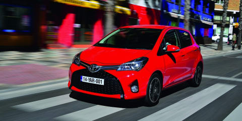 Toyota Yaris :: new images and details revealed