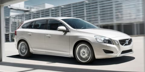 Volvo V60 sports wagon confirmed for Australia in Q1 2011