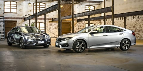2017 Honda Civic details revealed