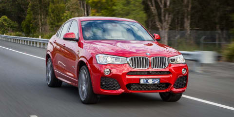 BMW X4 xDrive35d launches from $89,900