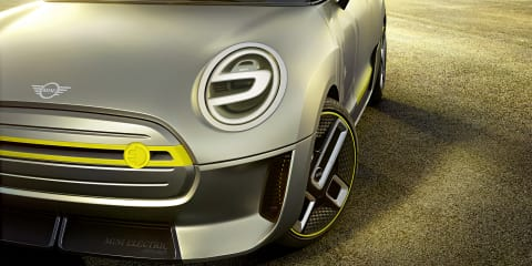 Mini Electric Concept revealed: Cooper EV coming in 2019
