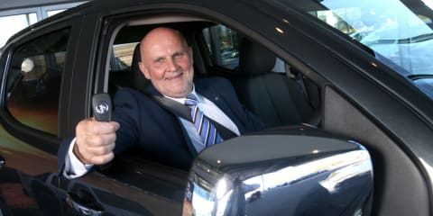 Former Holden boss Dave Buttner returns to Toyota