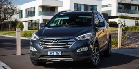 Hyundai Santa Fe, i45 recalled for engine fix