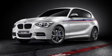 BMW Concept M135i previews new hot hatch