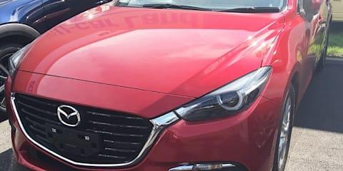 2016 Mazda 3 facelift revealed in spy photos