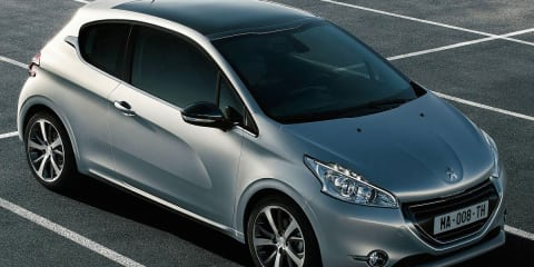 2012 Peugeot 208 revealed, coming to 2012 Australian International Motor Show