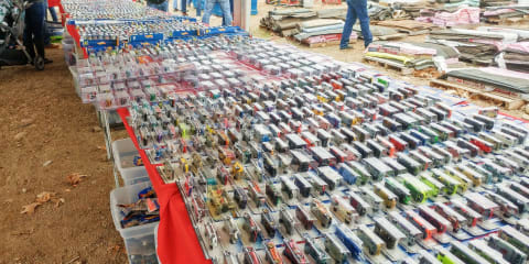 Car toy heaven: 10,000 Hot Wheels cars auctioned