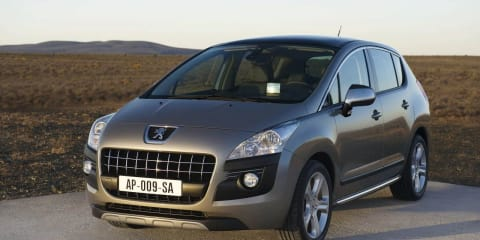 Peugeot 3008 confirmed for Australia