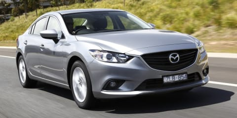 2013 Mazda6: pricing and specifications