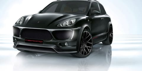 Porsche Cayenne 902 Coupe by Merdad with 560kW
