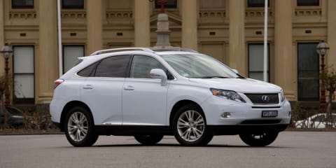 Lexus RX450h Review & Road Test