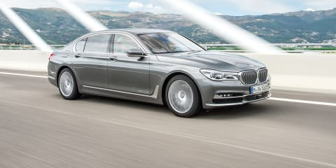 BMW 750d xDrive debuts quad-turbo diesel, no-go for Australia