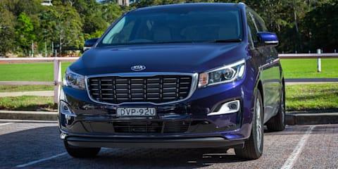 2019 Kia Carnival SLi petrol review